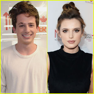 Charlie Puth & Bella Thorne Flirt on Twitter - Read Their Exchange!