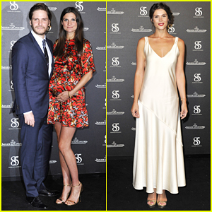 Daniel Bruhl Couples Up with Pregnant Girlfriend Felicitas Rombold At VFF Gala!