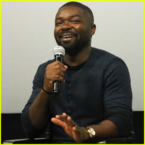 David Oyelowo Continues to Promote 'Queen of Katwe' in NYC