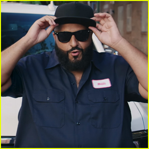 DJ Khaled Goes Undercover as a Lyft Driver - Watch Now!