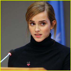 Emma Watson Celebrates HeForShe's Two Year Anniversary