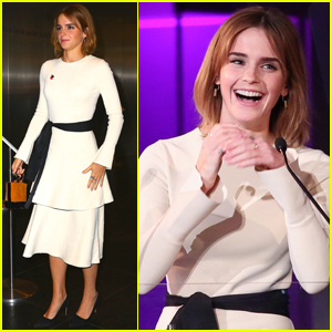 Emma Watson Thinks We Are Closer Than Ever to a Gender Equal World