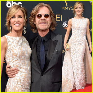 Felicity Huffman and William H. Macy Are a Nominated Couple at Emmy Awards 2016!