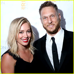 Hilary Duff Seemingly Confirms She's Dating Trainer Jason Walsh! (Video)