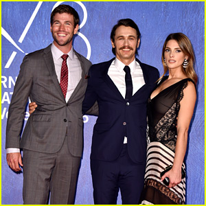 James Franco & Ashley Greene Dress Up for 'In Dubious Battle' Venice Premiere!