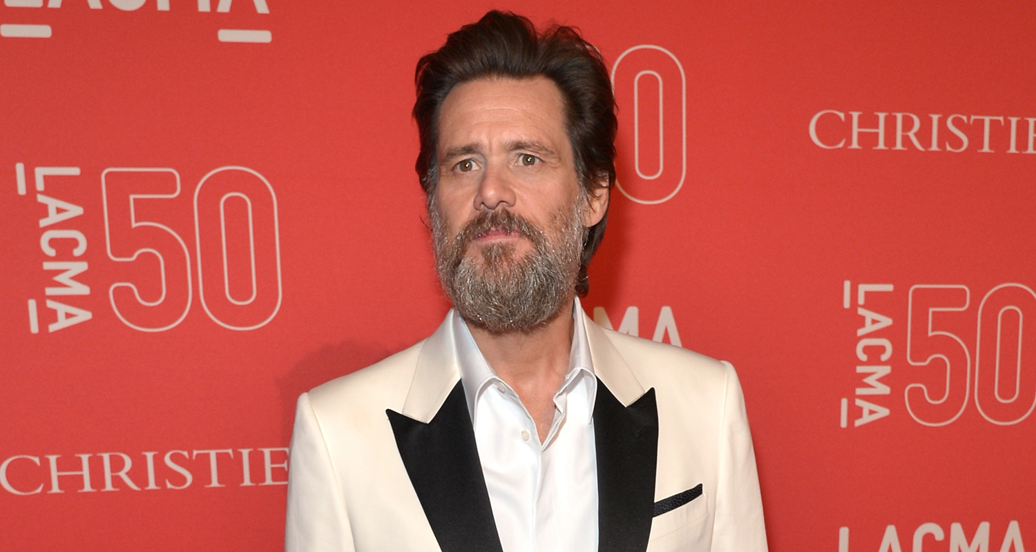 Jim Carrey Speaks Out After Late Girlfriend's Estranged Husband Sues Him