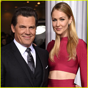 Josh Brolin & Kathryn Boyd Are Married!