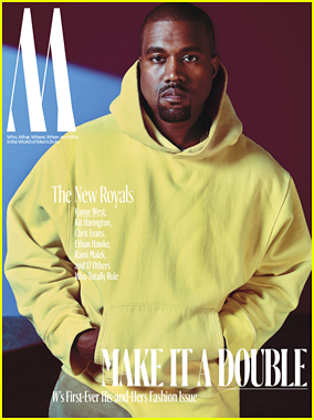 Kanye West: 'I Am Misunderstood & There Is No One In Fashion That's On My Side'