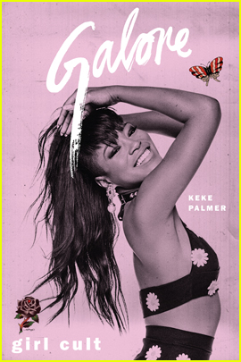 Keke Palmer Stuns on the Cover of 'Galore' Magazine