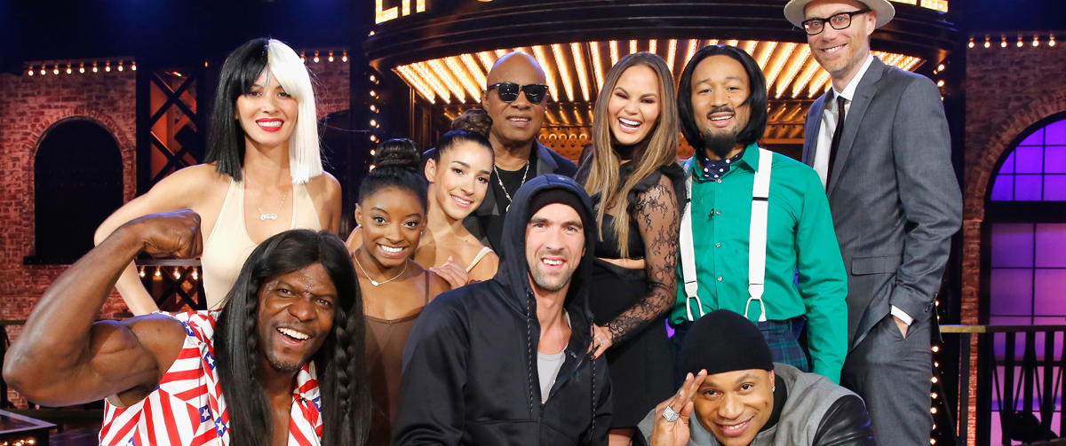 Michael Phelps Performs Eminem's 'Lose Yourself' on 'Lip Sync Battle: All Stars' - Watch Now!