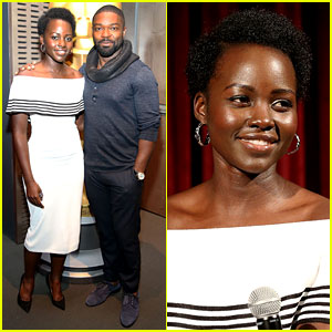 Lupita Nyong'o & David Oyelowo Screen 'Queen of Katwe' with Academy!