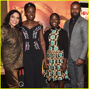 Lupita Nyong'o Says 'Queen Of Katwe' Marks A 'Major Change' For Diversifying Hollywood