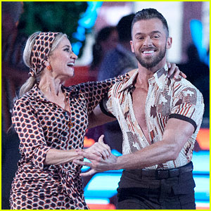 Artem Chigvintsev's DWTS Blog Week #2: 'I Don't Think The Judges Scored Us Fairly'