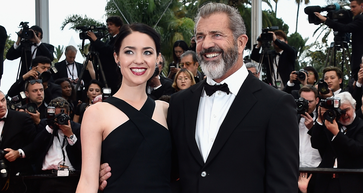 Mel Gibson Expecting Ninth Child With Girlfriend Rosalind