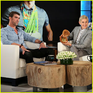 Michael Phelps's Olympic Medals Are Kept in a Very Secret Place!