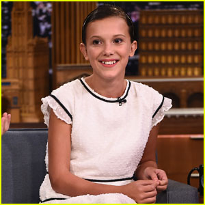 Watch 'Stranger Things' Star Millie Bobby Brown Rap Nicki Minaj's Verse in 'Monster'!