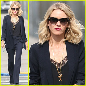 Naomi Watts Emerges After Liev Schreiber Split