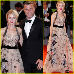 Naomi Watts & Liev Schreiber Bring 'The Bleeder' to Venice