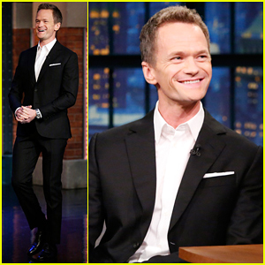 Neil Patrick Harris Says Rihanna Dances from Her Downstairs!