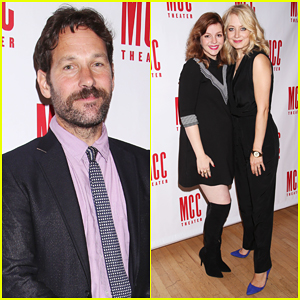 Paul Rudd & Amber Tamblyn Lead 'Reasons To Be Pretty Happy' MCC Benefit Reading!