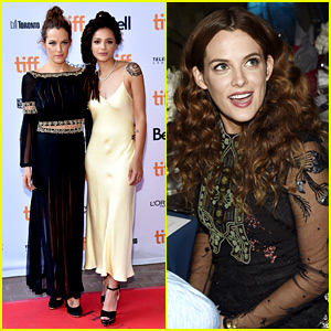 Riley Keough & Sasha Lane Take 'American Honey' to TIFF!