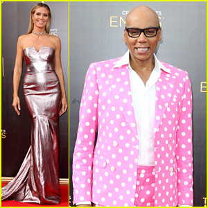 RuPaul Wins First Emmy for Hosting 'Drag Race'