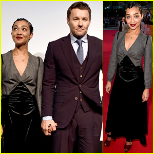 Loving's Ruth Negga & Joel Edgerton Bring Their Movie to TIFF!