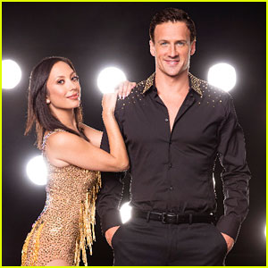 Ryan Lochte Reacts to 'DWTS' Ambush: 'It's Hard'