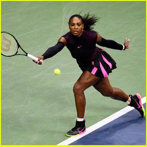 Serena Williams Defeats Romania's Simona Halep at U.S. Open