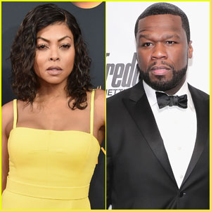 Taraji P. Henson Responds to 50 Cent's 'Empire' Diss
