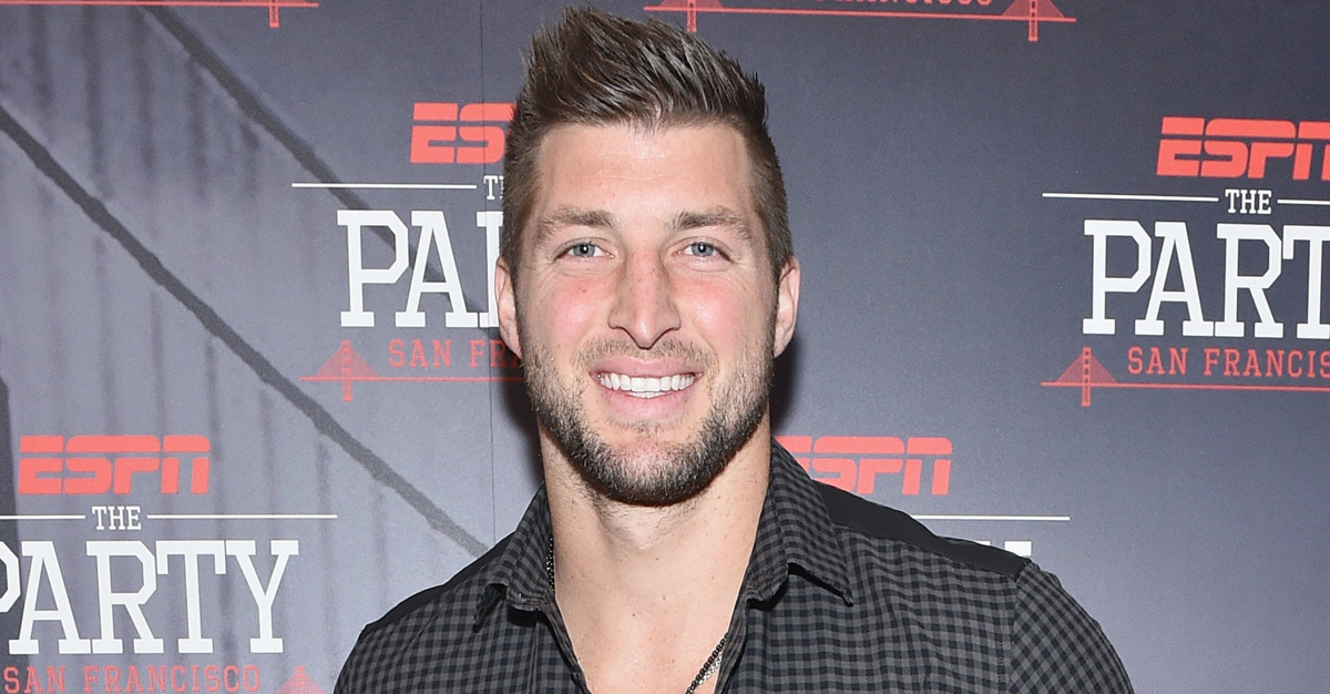 Tim Tebow Signs Minor League Contract with New York Mets