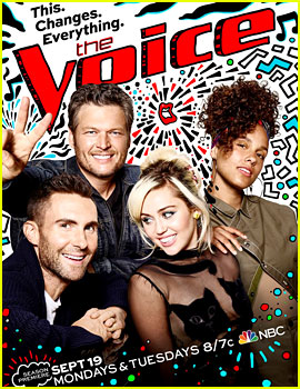 'The Voice' Judges Fall 2016: Meet Season 11′s Coaches!