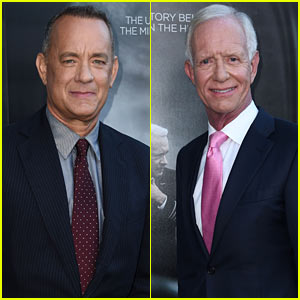 Tom Hanks is Portrayed by Captain 'Sully' Sullenberger on 'Jimmy Kimmel Live'! (Video)