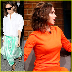 Victoria Beckham Confirms Her Kids Have Seen 'Spice World'