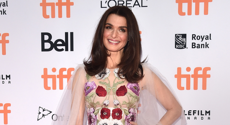 Rachel Weisz Looks Stunning at 'Denial' TIFF Premiere