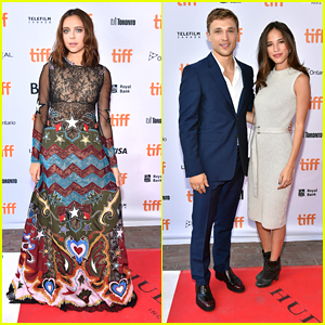 Bel Powley Wows in Stunning Gown at 'Carrie Pilby' Premiere at TIFF