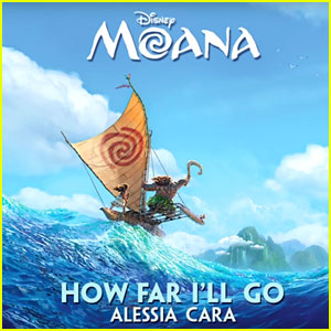 Alessia Cara Drops 'Moana' Song 'How Far I'll Go' - Lyrics & Download!