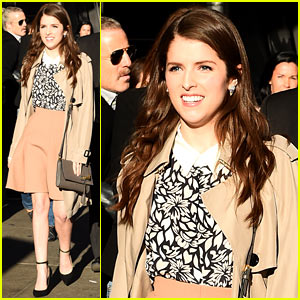 Anna Kendrick Asked Her Mom for Help with Her 'Accountant' Role