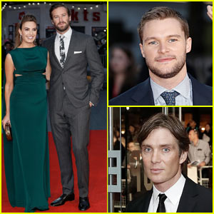 Cillian murphy photos news and videos just jared page 2 armie hammer jack reynor cillian murphy premiere free fire at attend bfi london film festival freerunsca Choice Image