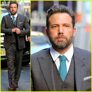 Ben Affleck Crashes John Krasinski's 'GMA' Appearance - Watch Now!