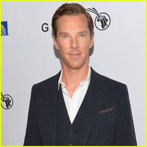 Benedict Cumberbatch Wasn't Familiar With 'Doctor Strange'