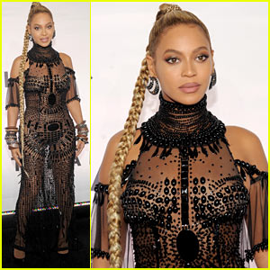 Beyonce Arrives at Tidal X: 1015 Looking Absolutely Stunning