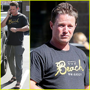 Billy Bush Emerges for Lunch with His Daughter After 'Today' Suspension