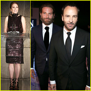 Bradley Cooper & Julianne Moore Help Honor At InStyle Awards 2016!