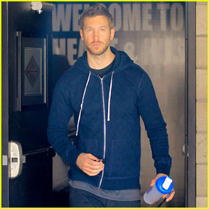 Calvin Harris Says AMA Nomination is 'Always an Honor'