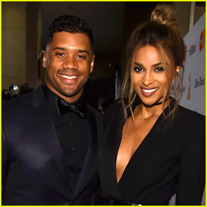 Ciara Confirms She's Pregnant, Expecting with Russell Wilson!
