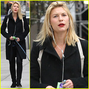 Claire Danes Reveals Carrie's Secret to Success on 'Homeland'
