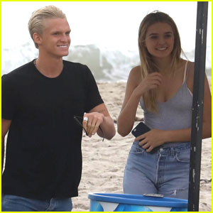 Cody Simpson Has a New Girlfriend!