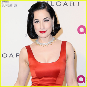 Dita Von Teese Announces New Burlesque Tour - See the ...