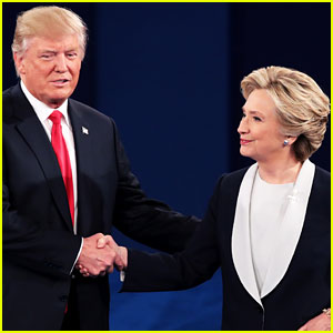 Donald Trump & Hillary Clinton Sing 'Time of My Life' in Hilarious Debate Parody - Watch Now!